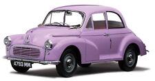 SUNSTAR 4783 MORRIS MINOR 1000 diecast model millionth saloon lilac 1960 1:12th