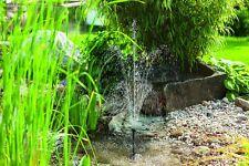 Solar Teichfilter Gr. L-2 - Teich bis 2.000 L Solarpumpe Gartenteich Pumpenset
