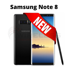 NEW Samsung Galaxy Note 8 SM-N950U1 Factory Unlocked & 12 Mo Warranty