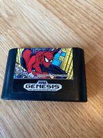 Spider-Man (Sega Genesis, 1991) Cart SA-1