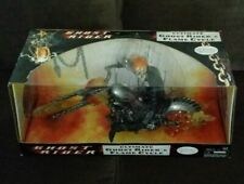 "2007 Hasbro 12"" Ultimate Ghost Rider & Flame Cycle NEW IN BOX!"