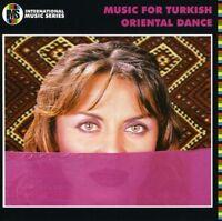 Music For Turkish Oriental Dance [CD]