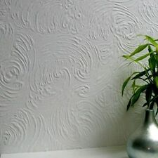 Anaglypta Paintable Wallpaper Rolls & Sheets
