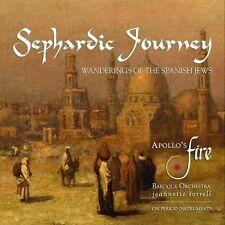Sephardic Journey Wanderings of The Spanish (cd Release 04 Mar 2016)