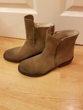 SWILDENS Femme Bottes Daim Taille 38 UK 5 Comme neuf condition RRP £ 200+