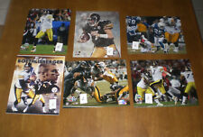 STEELERS BEN ROETHLISBERGER 8x10 PHOTO OR PRINT - YOUR CHOICE