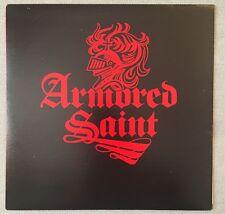 ARMORED SAINT VINYL EP 1983 Metal Blade Records MBR1009
