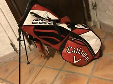 Sac De Golf Callaway Big Bertha trépied Cuir