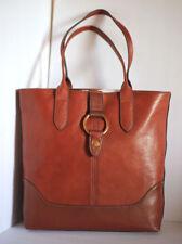 Frye Ring Tote Cognac Leather Shoulder Bag 34db320