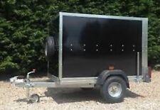 Tickners box trailer 6 X 4 X 4
