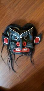 Native Indigenous Art Mask