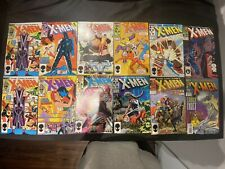 New listing X-Men Comics Lot-Nothing Fancy But the Price is Right & the Pages May Be White