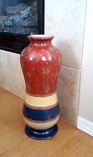 """Castilian Porcelain ~ Vintage Vase 18"""" Tall"""