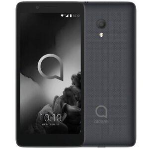 Alcatel 1C 2019 5003D 5inch Screen - 8GB - Volcano Black (Unlocked) (Dual SIM)