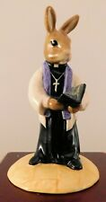 "Royal Doulton Bunnykins Figurine - ""Vicar"" Db254"