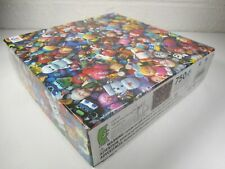 "Ceaco A Disney Collection Vinylmation 750 Piece 24"" x 18"" Jigsaw Puzzle complete"