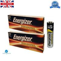 70 x Energizer Genuine AA Industrial LR6 Professional 1.5 volts Alkaline Battery