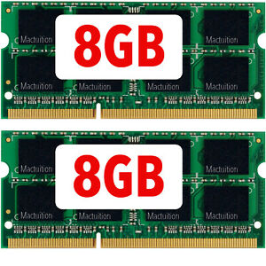 16GB 8GB 4GB RAM UPGRADE for Apple MacBook Pro 2009 2010 2011 2012