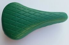 Bicycle Saddle Comfortable  BMX Free Style Fixie Bike Seat(green)