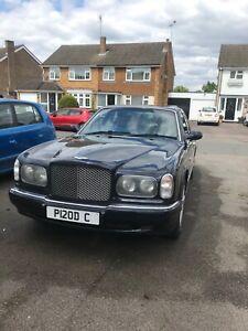 Bentley Arnage Dark Navy Blue