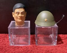 Custom 6 Scale GiJoe SOTW Japanese Imperial Fighter Head sculpt With Helmet