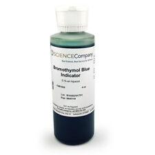 Bromothymol blue, 4 oz. pH Indicator, 0.1% Aqueous