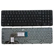 For Hp 15-g059wm 15-g035wm 15-g070nr 15-g073nr Laptop Us Keyboard Frame Black