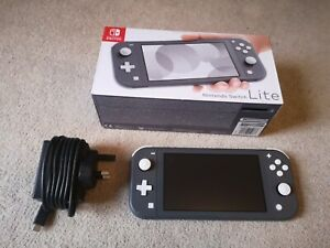 Nintendo Switch Lite Grey Handheld console