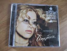 MUSIC CD - ANASTACIA - NOT THAT KIND ALBUM - SAMPLE PRODUCT - GREAT SONGS CHEAP