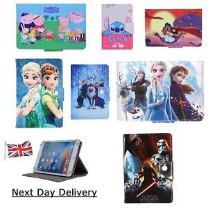 "Children Disney Kids Case Stand UP Cover For ACER & LENOVO 10""/10.1""inch Tablets"