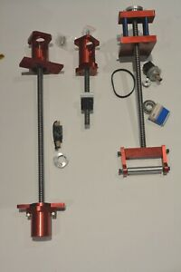 X2 or X2D cnc conversion kit - truly bolt-on! Anodizing upon request