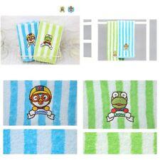 Korean Character Pororo Crong Bath Towel Set 40 x 80cm 2Pcs Genuine Licensed