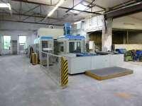 CNC BAZ Fräsmaschine Fräse Boehringer Taurus 4P‐ATC 120 Bearbeitungszentrum