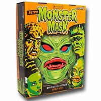 Creature from the Black Lagoon Retro Monster Mask! New in Display Box!
