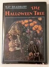 THE HALLOWEEN TREE by RAY BRADBURY ~ 15th Anniversary Edition ~ SIGNED & DATED