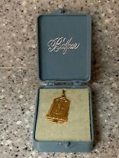 Vintage Balfour Pendant Charm School Graduation Honor Achievement Award 1950S