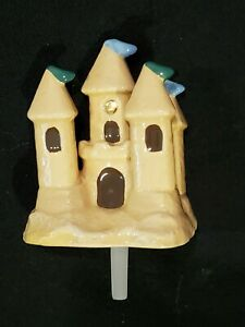Nora Fleming mini A260 Magical Sand Castle St Jude limited edition