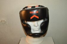 CASQUE BOXE OUTSHOCK  BOXING  NEUF HELMET BOXING/CASCO TAILLE S/M HEADGUARD