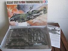 USAF Fairchild Republic A 10A Thunderbolt II von Tamiya im Maßstab 1:48 *NEU*