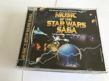 Bruno Orchestra Bertone : Music of the Star Wars Saga CD (1999)