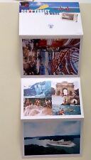 4 Royal Caribbean Cruises Postcards Vision Class Ships Alaska Europe Lot