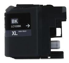 For Brother LC103BK XL Black Ink Cartridge For MFC-J285DW MFC-J470DW MFC-J870DW