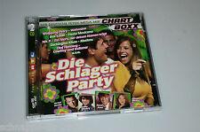DIE SCHLAGER PARTY 2 CD'S MIT ACHIM PETRY - MICHAEL WENDLER - ROLAND KAISER ...