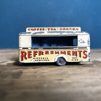 Matchbox Lesney MB 74 Mobile Refreshments Canteen - RARE Pinkish Cream