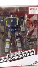 SOUNDWAVE Transformers War For Cybertron Netflix Earthrise WFC Walmart Exclusive