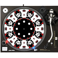 Portable Products Dj Turntable Slipmat 12 inch - Euro Crash
