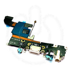 "Para iPhone 6S Blanco 4.7"" Cargador De Puerto De Carga Flex Conector para Auriculares Reemplazo"