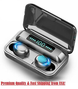 Bluetooth Earbuds For Iphone 11 12 Pro Samsung Wireless Earphone IPX7 Waterproof