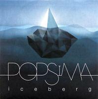 Popsima CD Single Iceberg - Promo - France (EX/M)