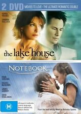 The Lake House  / Notebook (DVD, 2007, 2-Disc Set) Sandra Bullock
